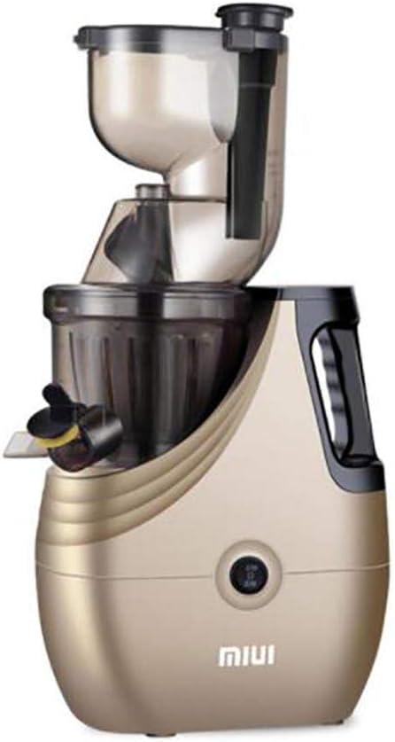 Licuadora de prensado en frío, Licuadora de extracción Lenta para ...