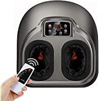 Arealer Shiatsu Deep-Kneading Feet Massage Machine Built-in Heat Function
