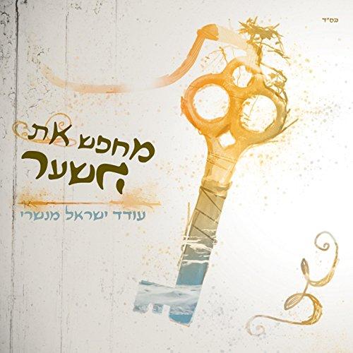 עודד ישראל מנשרי - מחפש את השער
