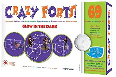 Everest Toys Crazy Forts Glow In The Dark from Everest Toys