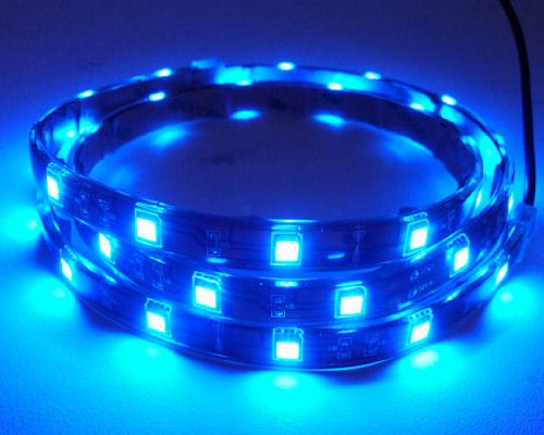 Hamilton Blue Led Lighting Strip in Florida - 2