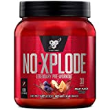 BSN N.O.-XPLODE Pre-Workout Supplement with