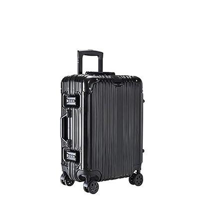 Amazon.com: Qzny Maleta, Maleta de Viaje Antirrobo TSA ...