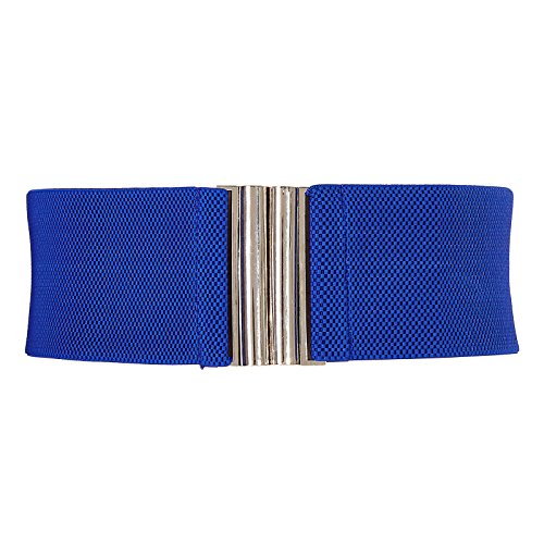 Grace Karin Royal Blue Wide Teens Cheap Retro Wasitband for Dresses S - Cheap Retro 4