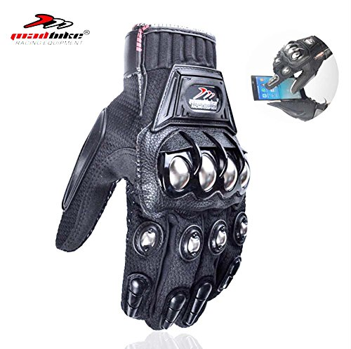 Yamaha Motorcycle Gloves - 8