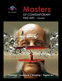 Masters of contemporary fine art book collection volume i masters of contemporary fine art book collection volume i painting sculpture drawing fandeluxe Images