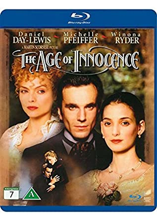 Image result for the age of innocence blu ray