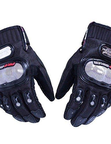 PRO-BIKER Skid-Proof Full Finger Motorcycle Racing Gloves , xl