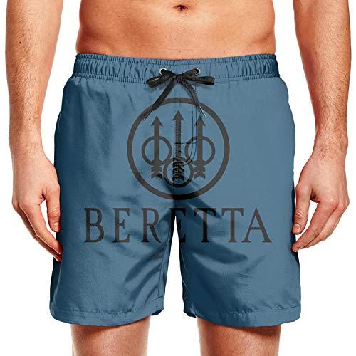 Summer Custom Quick Dry Loose Pants Mens Guys Swimming Trunks Beach Board Shorts