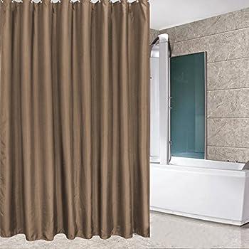 Amazon.com: Eforcurtain Fashion Decorative Shower Curtain Waterproof ...