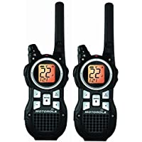 Motorola MR560R Talkabout Radio (Black)