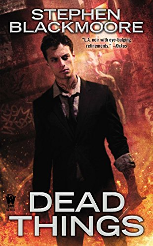 Dead Things (Eric Carter Book 1)
