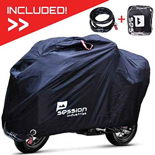 Motorcycle Cover Moped Scooter