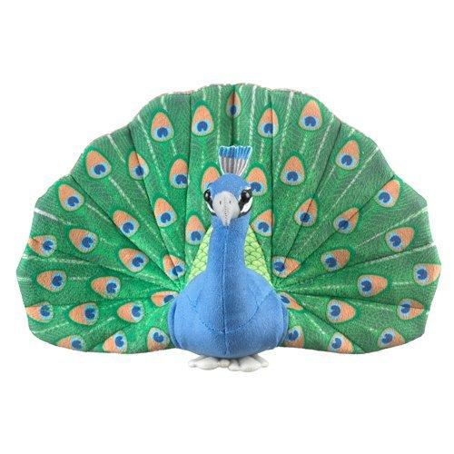 Peacock Plush - Wildlife Artists Peacock Plush Toy 10