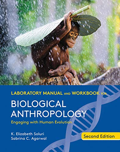Best laboratory workbook for biological anthropology for 2020
