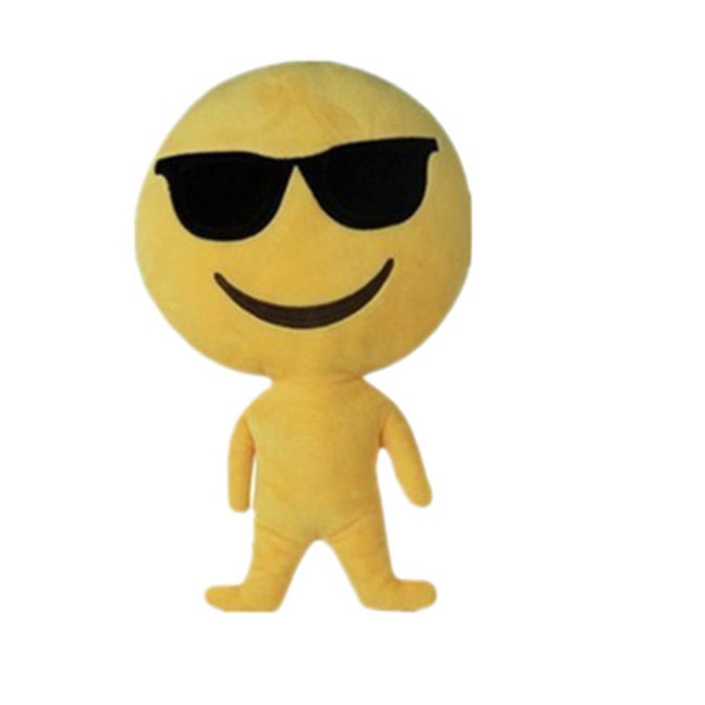 Brie Fuchi Emoji Cojín, gran Smiley redondo kachha ufen Poop ...