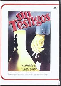 Sin testigos [DVD]: Amazon.es: Rutger Hauer, Rebecca De ...
