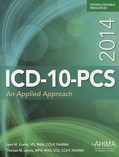 ICD-10-PCs: An Applied Approach for sale  Delivered anywhere in Canada