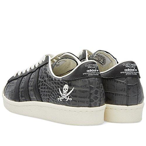 adidas Neighborhood x Consortium 10th Anniversary Superstar - Cblack/Cwhite Trainer Size 8 UK