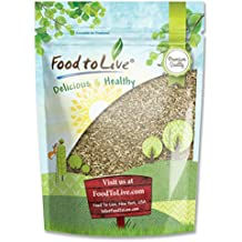 Food to Live Fennel Seed Whole (Kosher) (1 Pound)