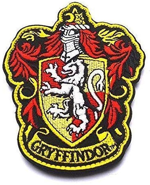 Parches de calidad Harry Potter, blasones parche Gryffindor ...