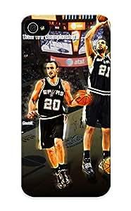 MQgDTG-2849-ZrTJL Protective Case For Iphone 5/5s(san Antonio Spurs Basketball Nba (30) ) - Nice Gift For Lovers