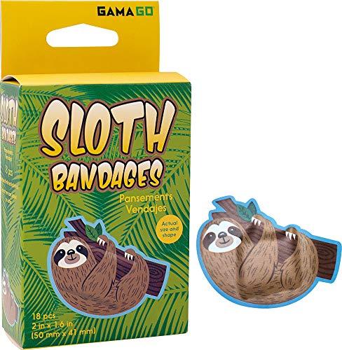 Gamago Bandages, Sloth, 18 Count