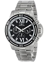 Invicta Mens 15056 Specialty Stainless Steel Bracelet Watch
