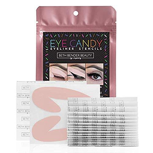 Eye Candy Eyeliner Stencil