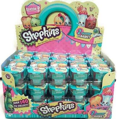 Shopkins Season 3 2-Pack Case of 30