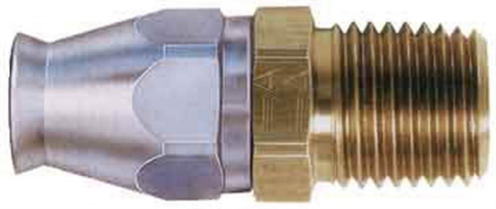 4 Aeroquip FCM3088 1//8 Size Teflon Hose End