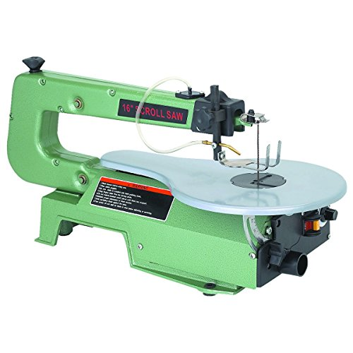 16 in. Variable Speed Scroll Saw from TNM