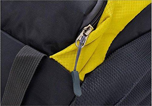 HCLHWYDHCLHWYD-bolso de los hombres y mujeres de deportes al aire libre bolso al aire libre del alpinismo del morral del hombro 40L Mochila de viaje , 4 4