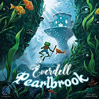 Everdell: Pearlbrook Expansion: Toys & Games