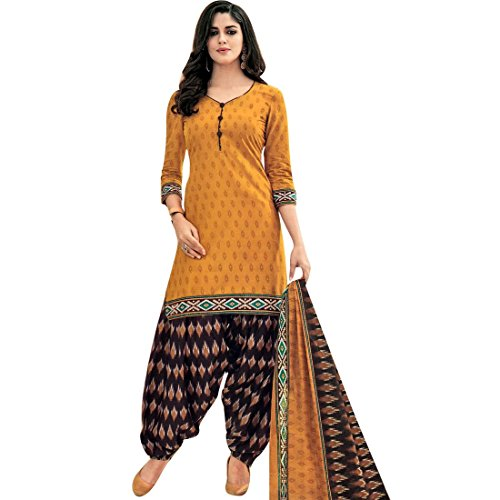 Indian Cotton Salwar Kameez - 7