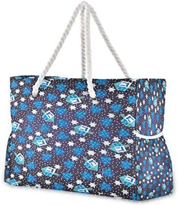 ビーチバッグ ビーチトートバッグ 抽象的な星 プールバッグ ショッピング 軽量 旅行 アウトドア 大容量 トイレタリー 手提げバッグ ピクニック 水泳バッグ 海水浴 温泉 ポケット付き リゾート