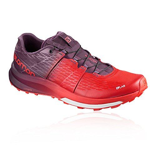 Salomon S-Lab Ultra Trail Running Shoes Mens Sz 12 Racing...