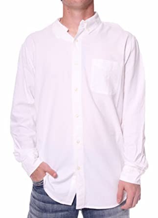 Chaps Men's Long Sleeve Button Down Shirt at Amazon Men's Clothing ...