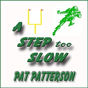 A Step Too Slow Audiobook
