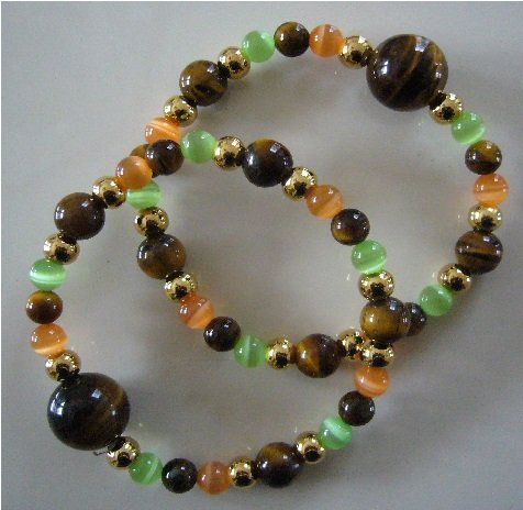 Queasy Beads Stylish Motion Sickness Bracelets in