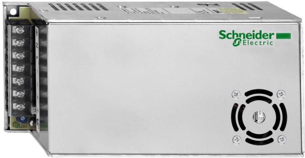 Schneider electric abl1rem24100alimentation Mode commutation réglementé, Mono, 100–240V, 24V, 240W