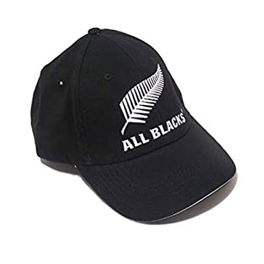 bbe9683c8e8 Brandco New Zealand All Blacks Classic Junior Rugby Cap  Amazon.co ...