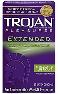 Trojan extra strength condoms