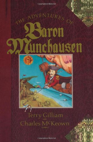 The Adventures of Baron Munchausen: The Illustrated Novel (Applause Screenplay Series)