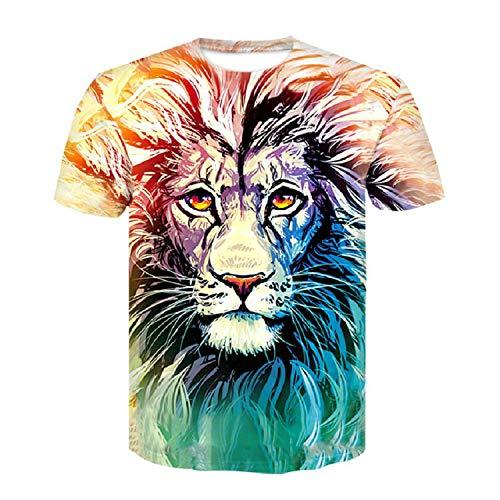 Black and White Vertigo Hypnotic Printing T Shirt Unisxe Funny Short Sleeved Tees Men's 3D -