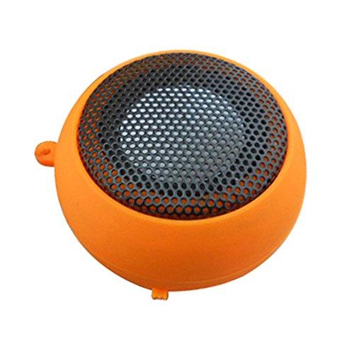 Mini Portable Hamburger Speaker Amplifier for iPod iPad L...