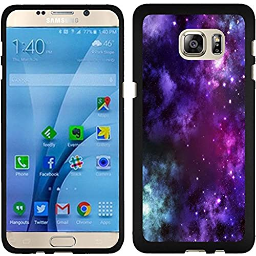 Samsung Galaxy S7 Case, Slim Fit Hard Phone Cover Case by URAKKI - Samsung Galaxy S7 G930 [Purple Galaxy] Case Sales