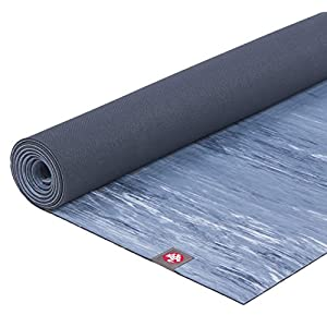 Manduka eKOlite Yoga Mat – Premium 4mm Thick Mat, Eco Friendly and Made from Natural Tree Rubber. Ultimate Catch Grip…