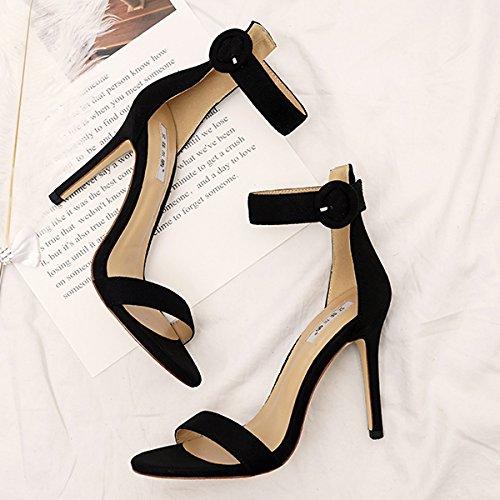 Spitz Sexy Black Frühling Schöne Stiletto Braut Pumps Frauen Elegante Abend Heels Schuhe Schuhe Damen High qS5tTw6
