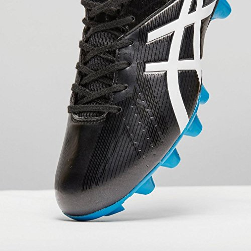 ASICS - Lethal Speed Rs, Botas de Rugby hombre Negro